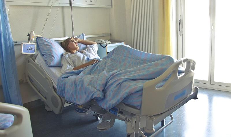 Električna bolniška postelja